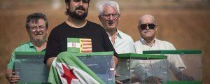 El SAT se ofrece a poner urnas en las ocho capitales de Andalucía para el referéndum catalán del 1 de octubre