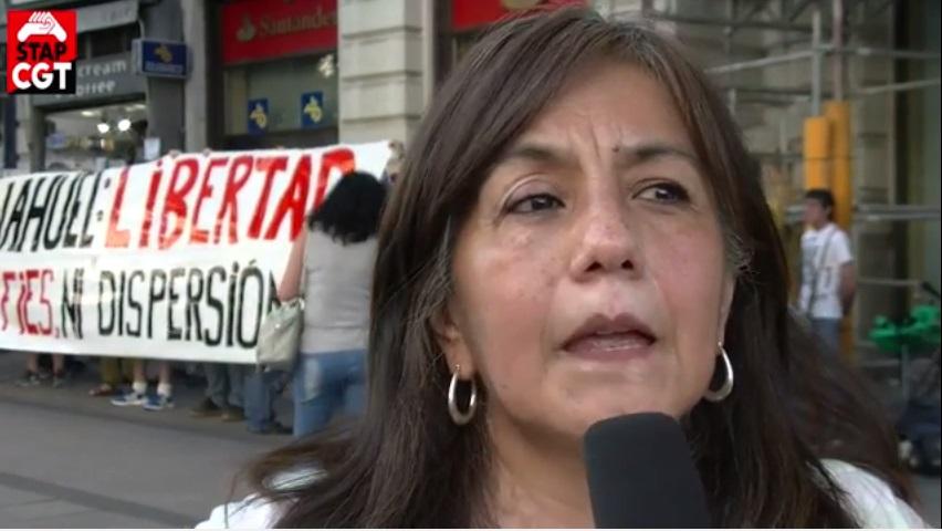 "#NahuelLibertad "" (VÍDEO) Casi 8 meses en preventiva, en régimen FIES. Le queremos libre y en casa"""