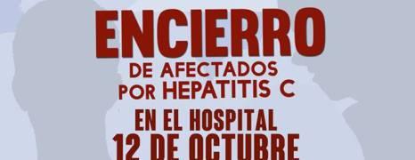 Encierro indefinido de los afectados por Hepatitis C