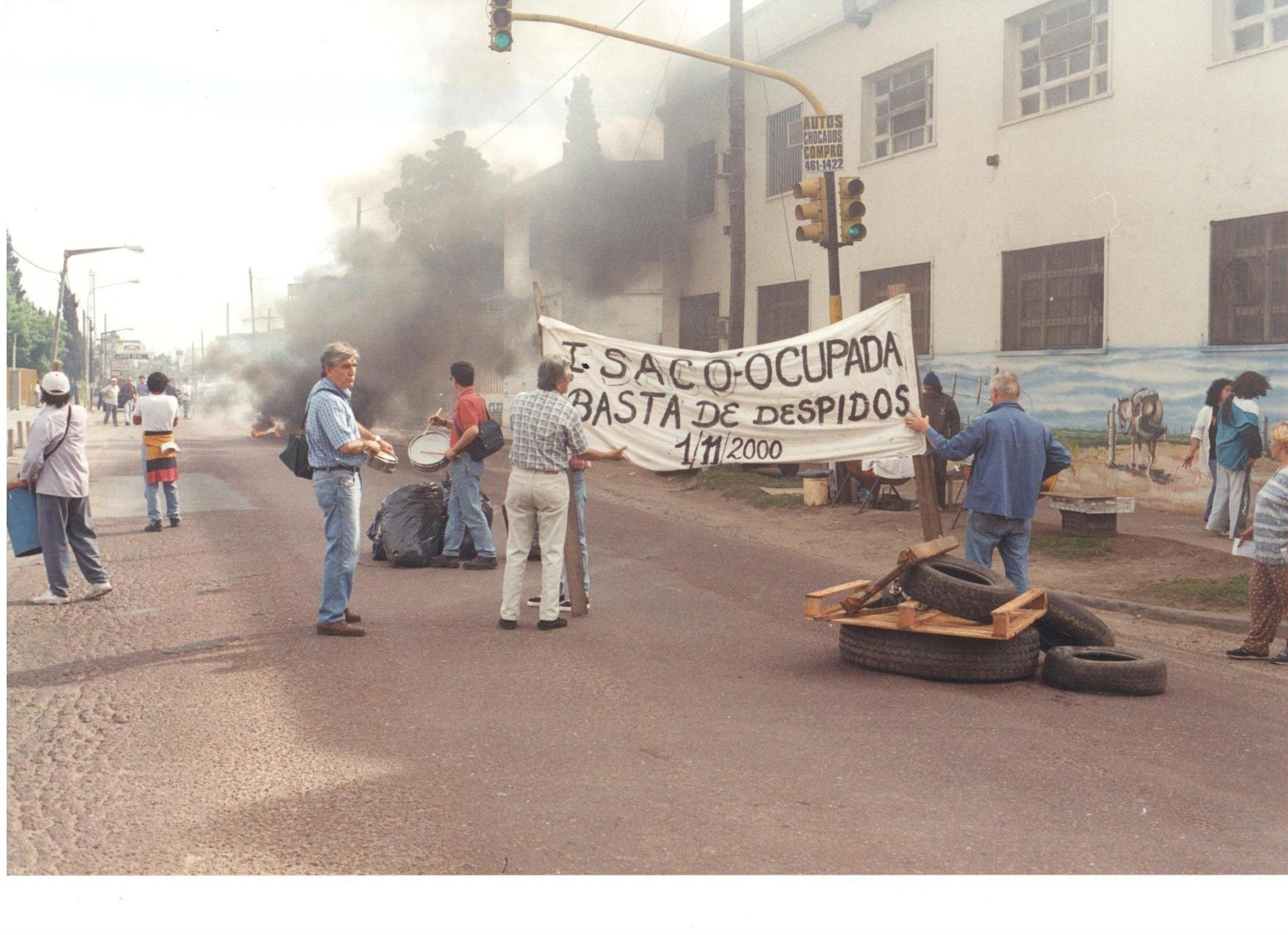 Fábricas recuperadas en Argentina: «Nos acostumbramos a trabajar sin patrón»