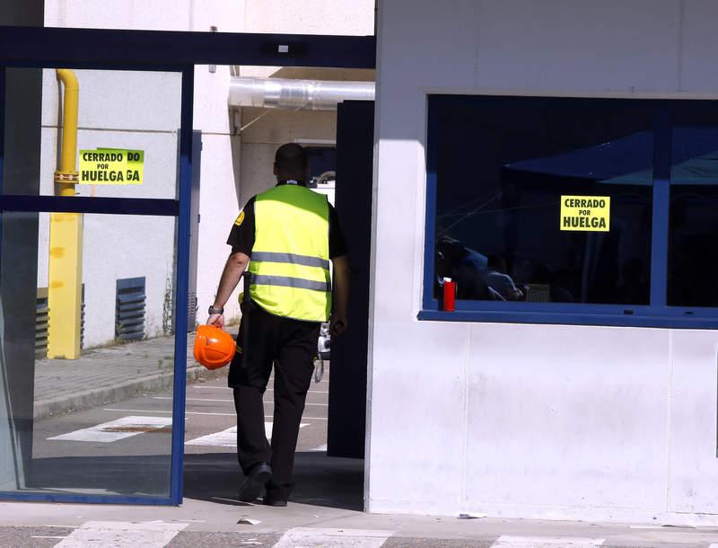 La plantilla de Vestas va el lunes a la huelga indefinida  para exigir viabilidad