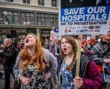 Inglaterra: calculan 30.000 muertes por los recortes en sanidad y servicios sociales