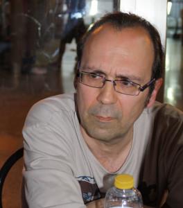 La huelga de hambre de Juan José Huertas, un trabajador en paro crónico de Fuenlabrada