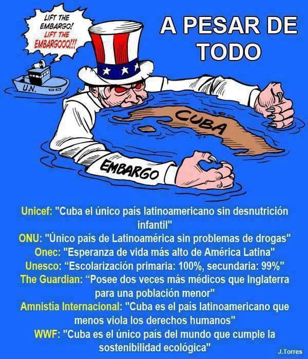 Así es Cuba, a pesar de todo…