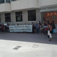 ¡NO AL DESPIDO DE UNA TRABAJADORA EN ELÉCTRICA DE CÁDIZ! Concejal de Podemos la deja en la calle. VIDEO.