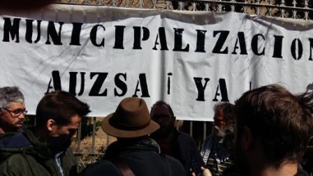 Movilizaciones en Avanza, por continuos incumplimientos de la empresa