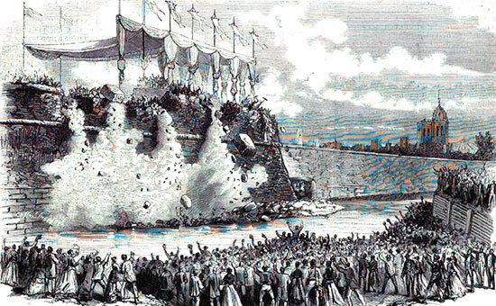 El Congreso Obrero de 1865