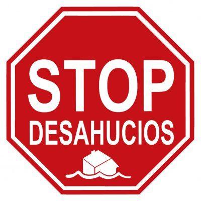 STOP DESAHUCIOS. Y VOLVEMOS A LA DGA EL JUEVES 7 DEMARZO