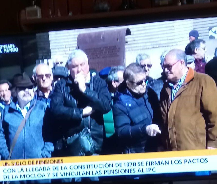 Videos. Zaragoza. Gobierne quien gobierne las pensiones se defienden