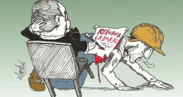 Definitivamente el gobierno no tocará la Reforma Laboral que hizo el PP