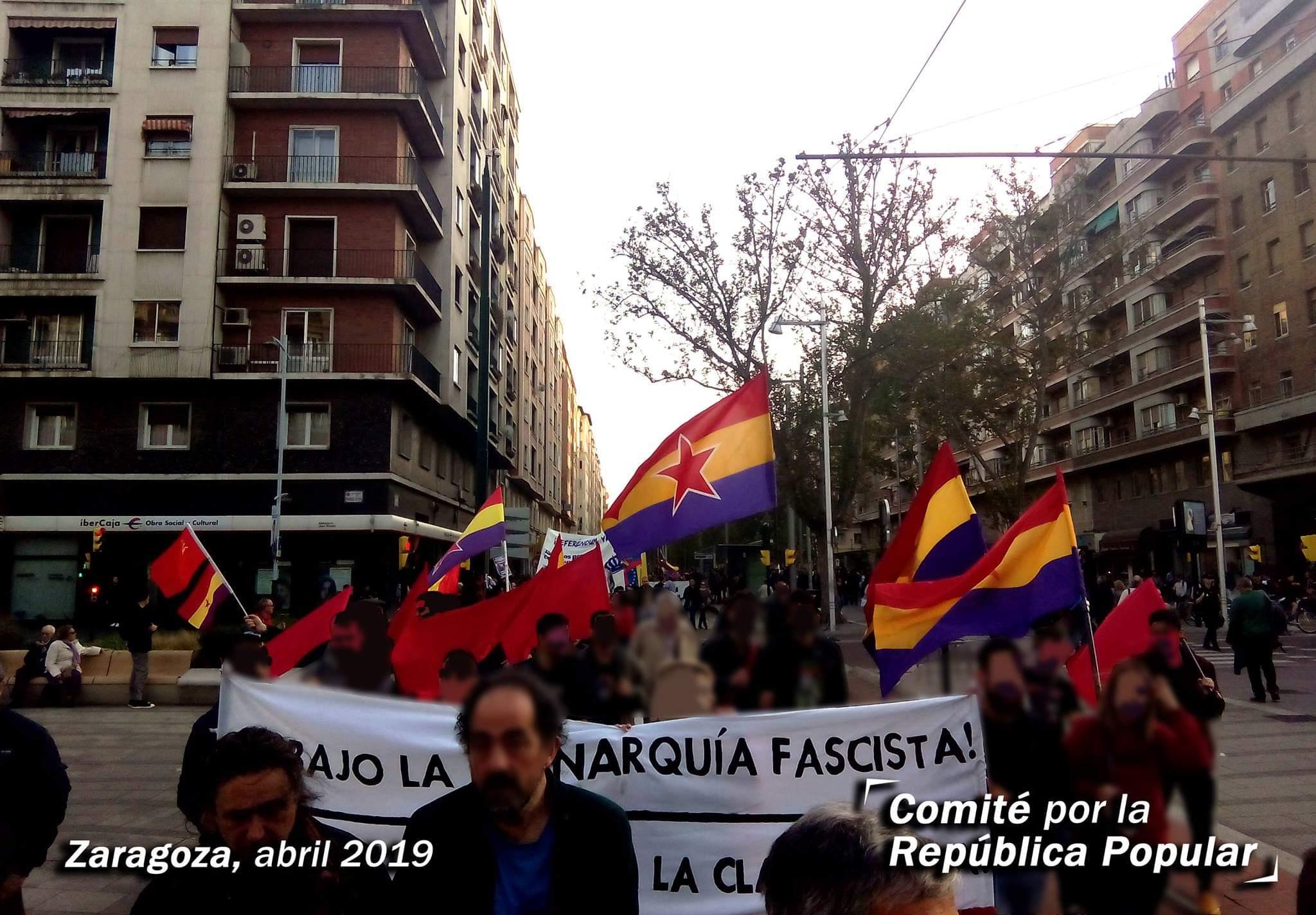14 de Abril, Por la República Popular