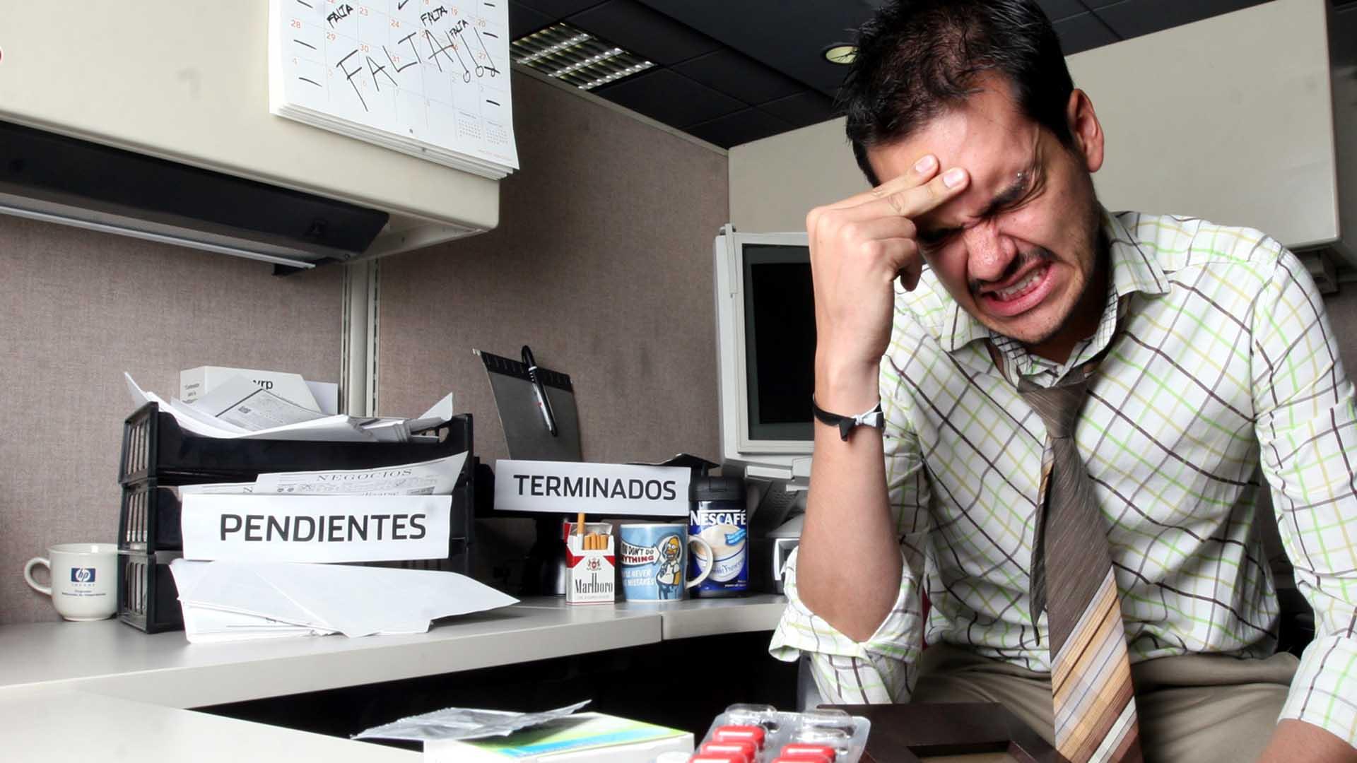 """Una reciente sentencia determina que el estrés generado por un """"incómodo ambiente de trabajo"""" es accidente laboral-"""