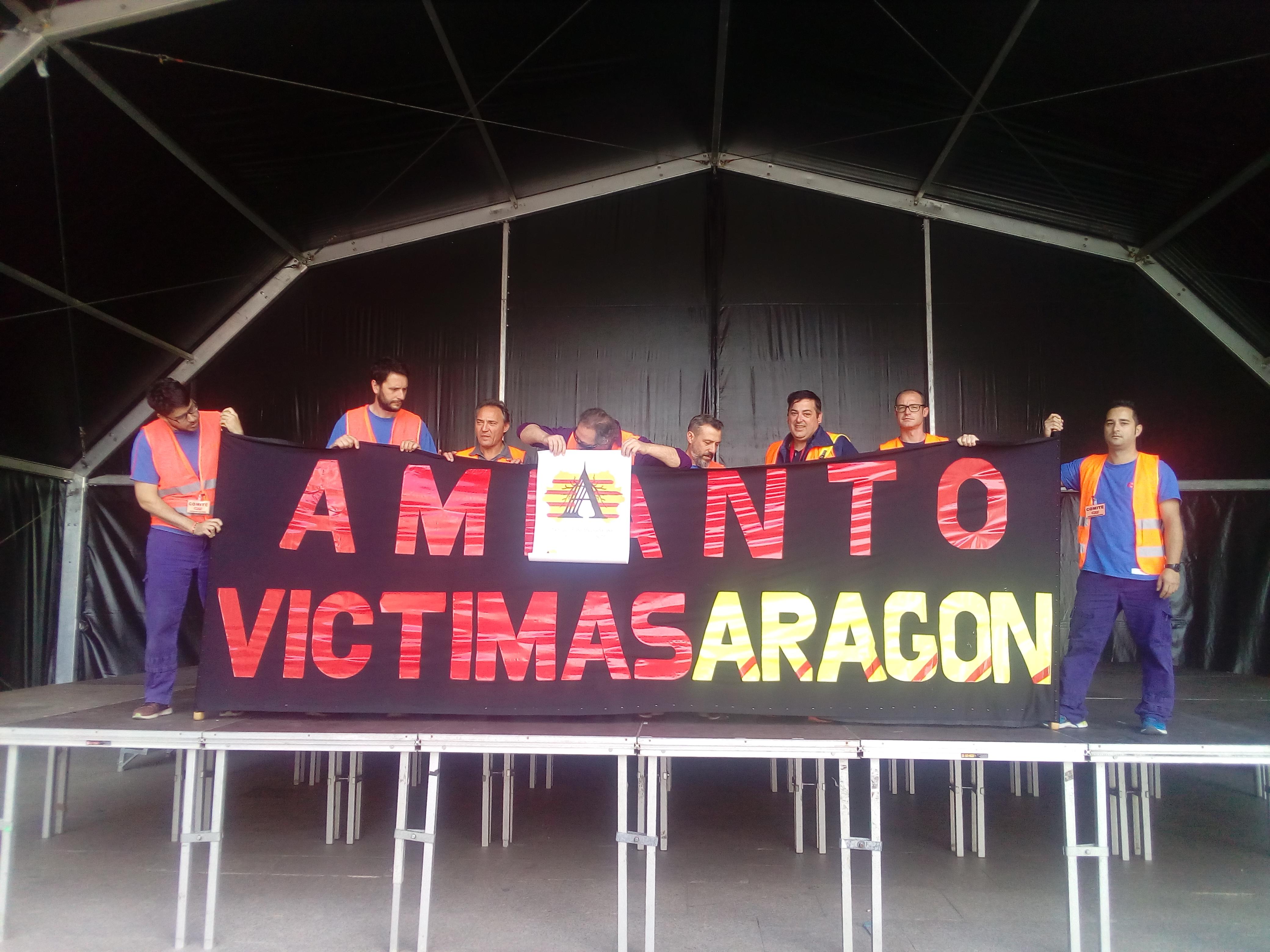 GTI agradece a tod@s l@s que habeis secundado y realizado la jornada de lucha del 10 de Mayo contra el amianto y sus aliados.