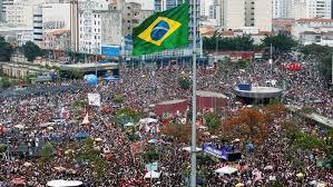 BRASIL comienza el día 14/06 con una huelga general histórica