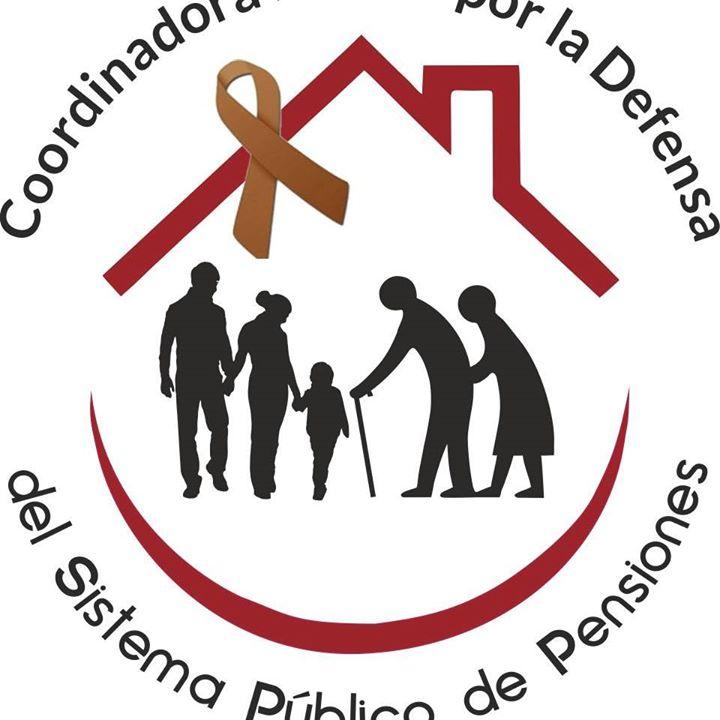Comunicados en solidaridad con Adebán, de la Coordinadora estatal por la defensa del sistema publico de pensiones y plataforma oscense.