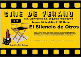 III Cine de Verano Delicias 2019
