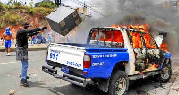 Honduras. Insurrección Popular, Junio de 2019