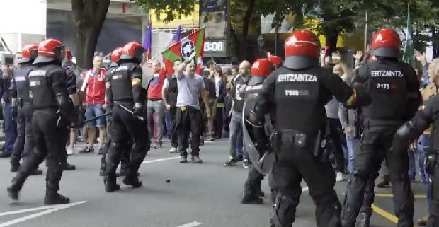 Huelga del metal en Euskadi. Represión. Junio de 2019