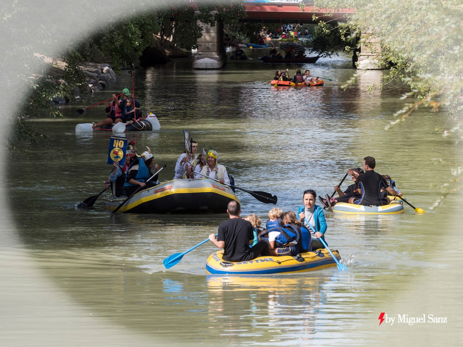 XXXVII BAJADA DEL CANAL 2019