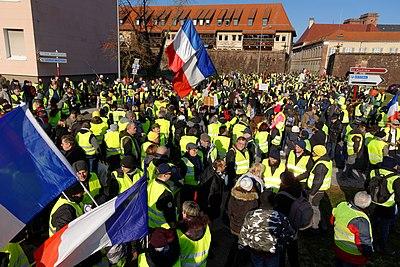 FRANCIA. Represión deja heridos y 26 detenidos en la nueva protesta de los «chalecos amarillos»