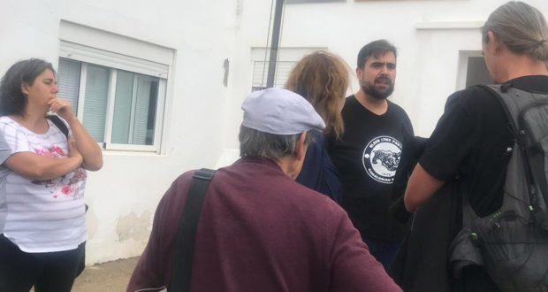 Detenido Óscar Reina, portavoz del SAT