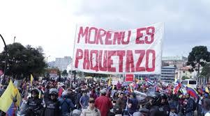 ECUADOR. Huelga general contra las políticas neoliberales de Moreno