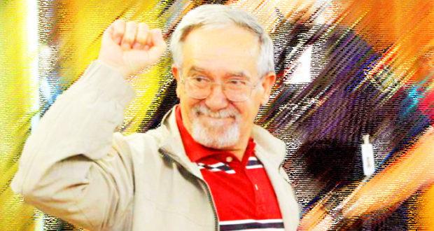 El Camarada Arenas cumplió 75 años el pasado 1 de noviembre