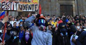 COLOMBIA. Otra nueva huelga general exitosa