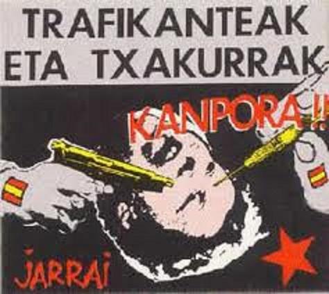 La droga y el movimiento obrero en la transición española