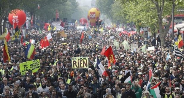 Entrevista al compañero Jeremie Berthuin del sindicato francés Solidaires