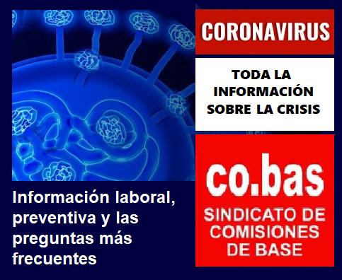 Importante información laboral en la coyuntura del COVID-19