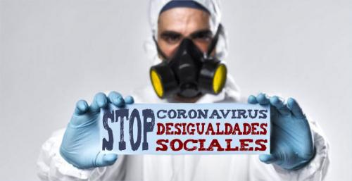 STOP Coronavirus STOP Desigualdades Sociales