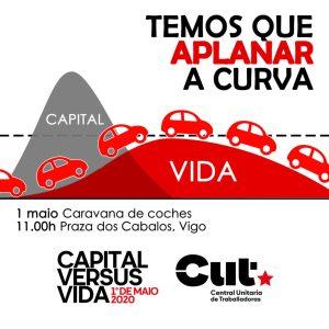 Entrevista a Ricardo Castro, secretario general del CUT gallego. «Red Roja, crónicas a pie de Tajo»