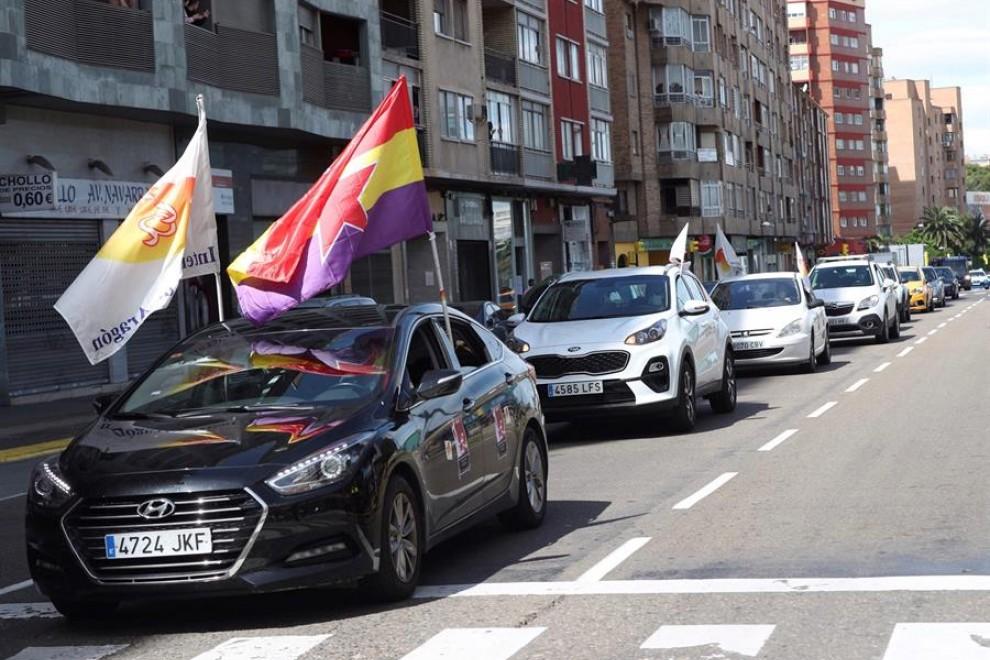 Zaragoza. 1º de Mayo. DIA INTERNACIONAL DE LUCHA OBRERA. Fotos, videos, noticias…
