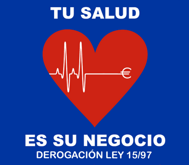 Comunicado Plataforma contra la Privatización de la Sanidad de Aragón: Zaragoza, Manifestación sábado 20 de junio en defensa de la sanidad pública