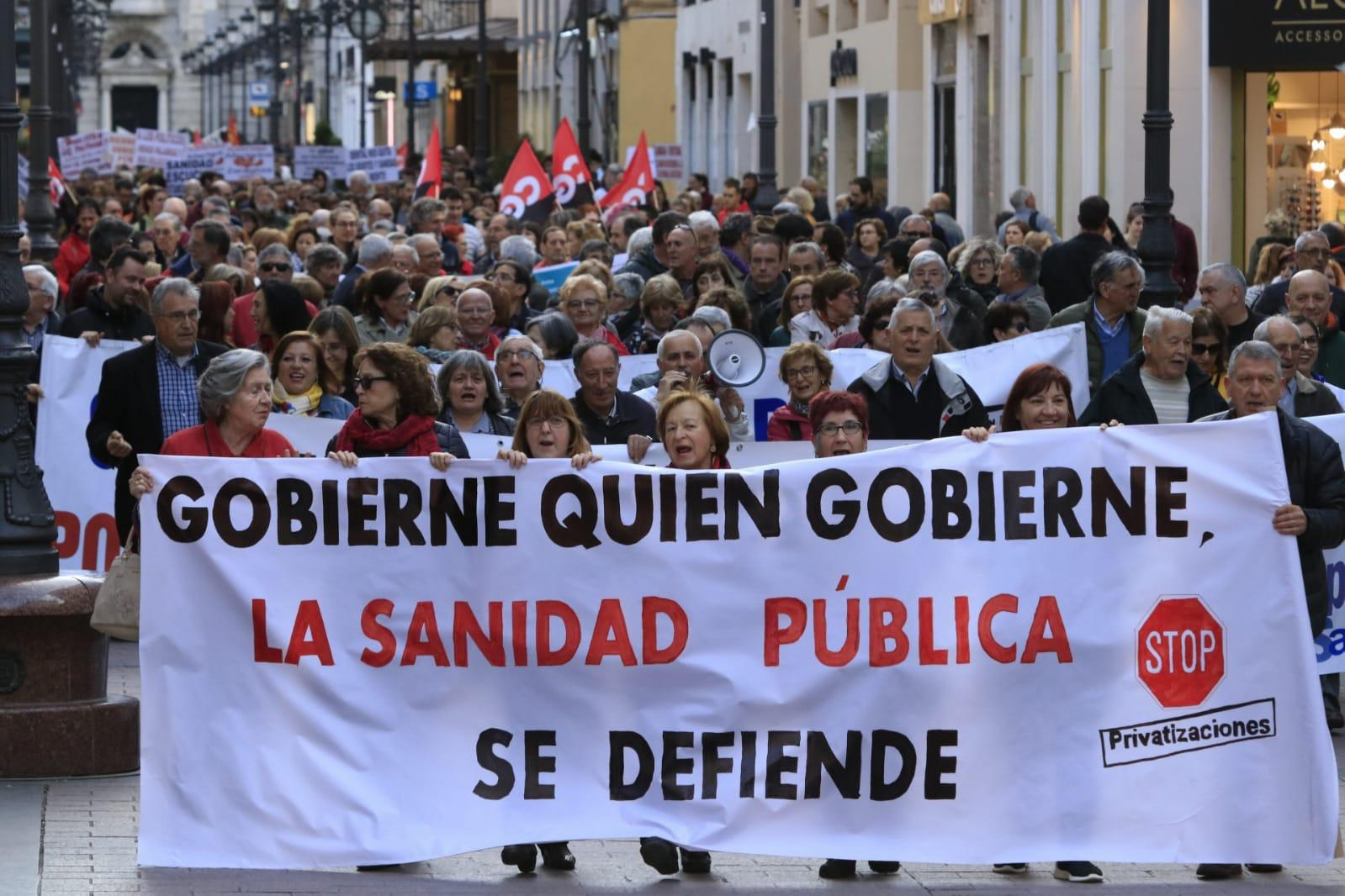"""El Ayuntamiento de Zaragoza se burla de nuestro sufrimiento con otro """"pelotazo sanitario"""""""
