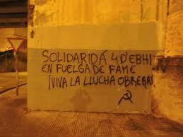[Asturies] Trabajadoresinician huelga de hambre en EBHI