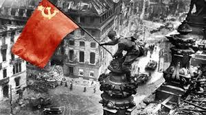 9 de mayo. 75 años de la victoria del ejército rojo sobre el nazismo