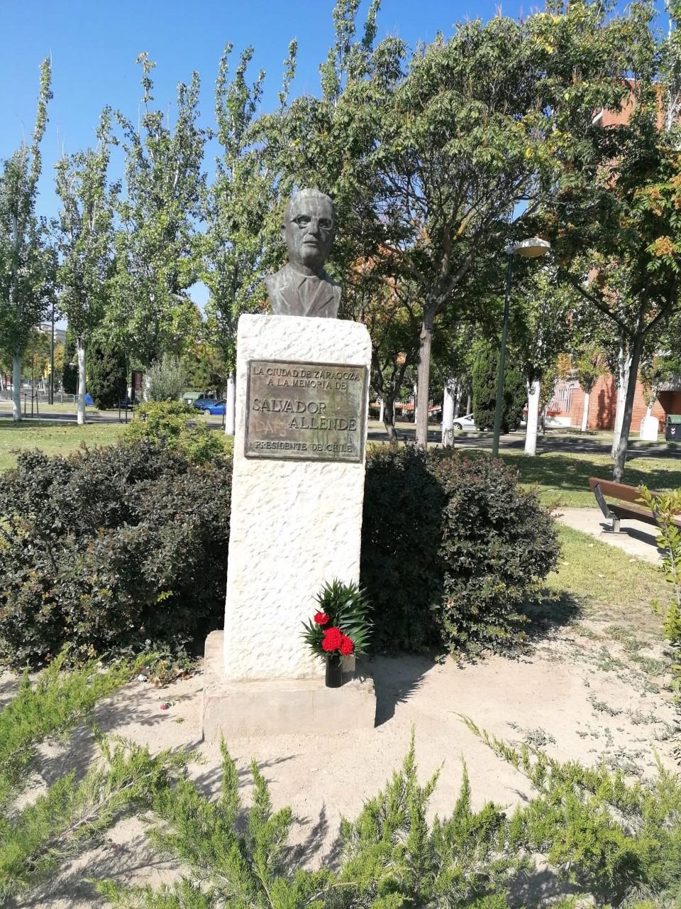 CHILE. 11 de septiembre. Aniversario del golpe fascista contra el gobierno de Salvador Allende