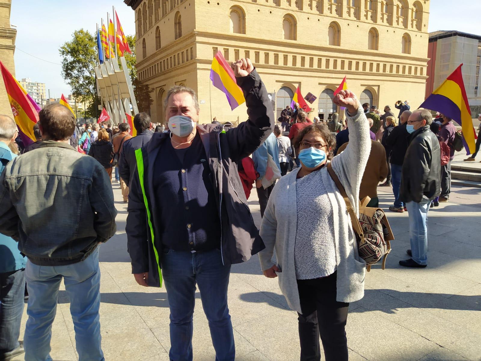 Fotos y videos, Zaragoza,18 de Octubre. ¡¡Por una República Popular!!