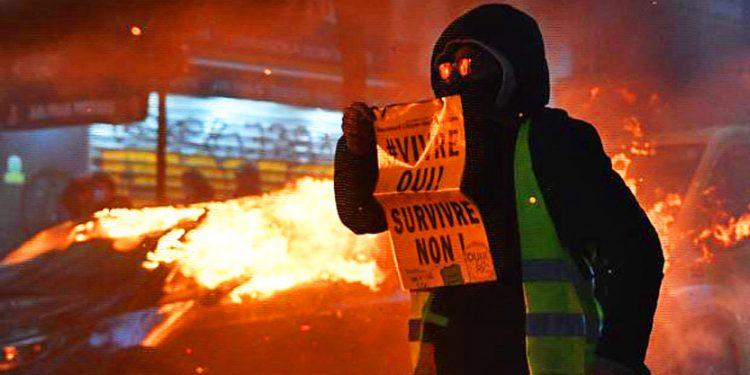 FRANCIA. La lucha sí da sus frutos: El Gobierno echa para atrás el proyecto de ley que prohibía filmar a policías en acción