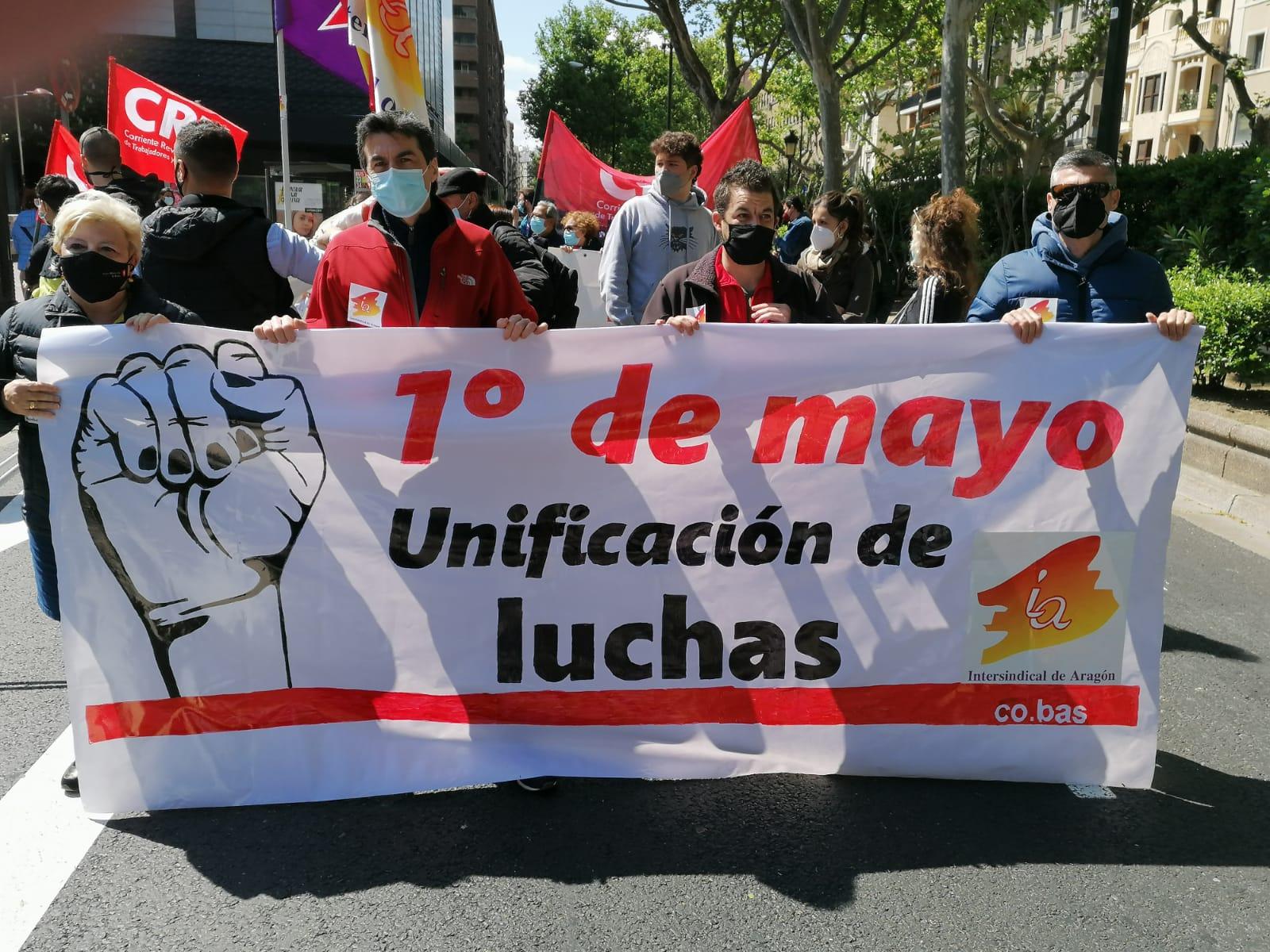 1º de Mayo de 2021. UNIFICACION DE LUCHAS. Videos y fotos