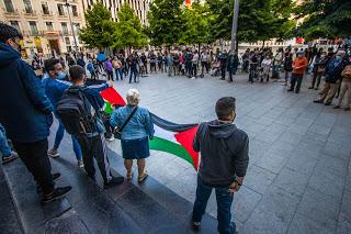 Comunicado IA-CO.BAS, en apoyo al pueblo Palestino + fotos y videos