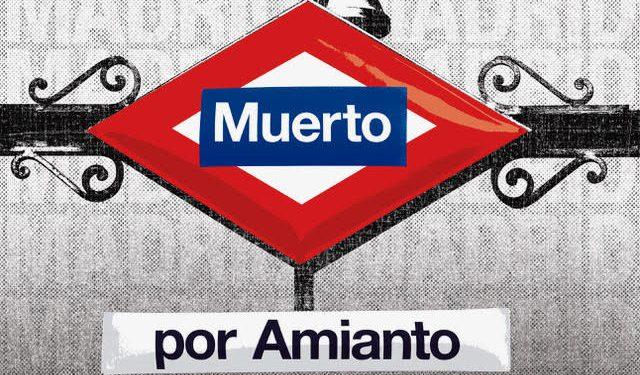 Muere otro trabajador del Metro de Madrid por su exposición al amianto