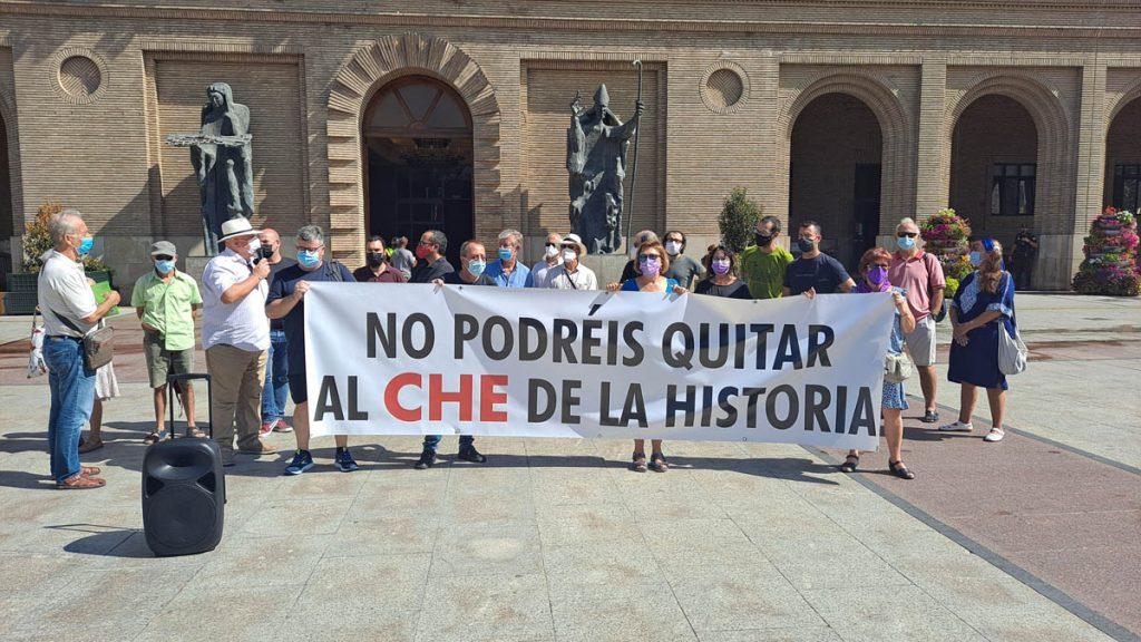 No podréis quitar al 'Che' de la historia