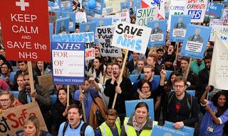 Inglaterra: primera huelga médica en 40 años