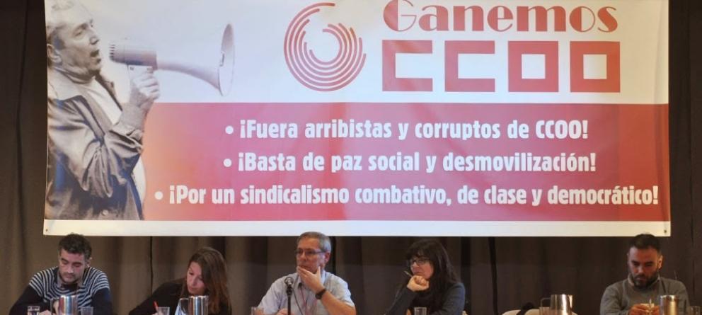"""Las bases de CCOO se organizan para pedir la dimisión de Toxo y """"volver a la lucha"""""""