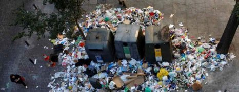 Comienza la huelga indefinida de recogida de basura en Madrid