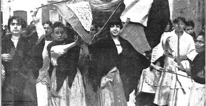 MUJERES. Cien años de la revolución de las faeneras de Málaga