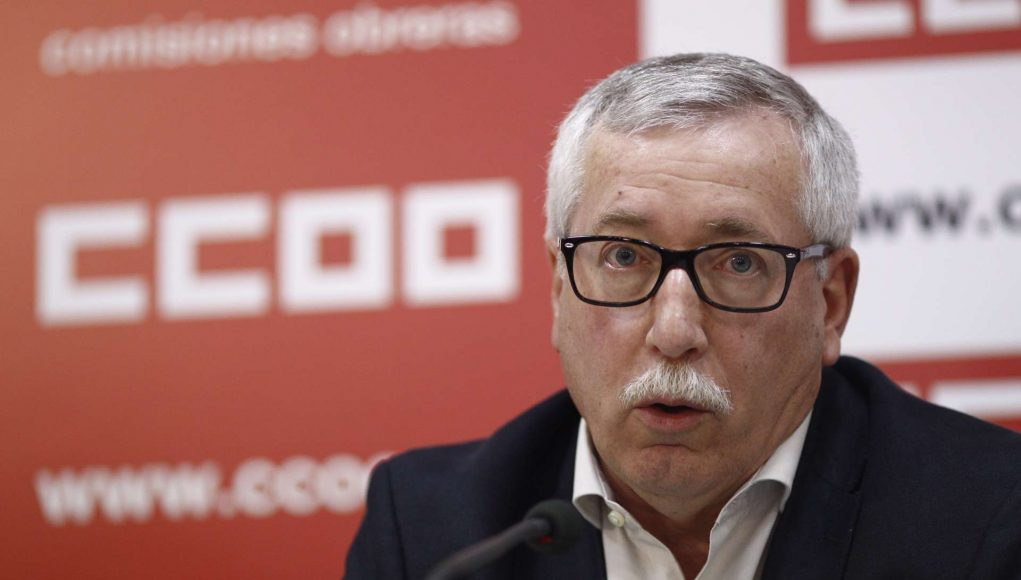 CCOO pide la intervención extranjera en Siria